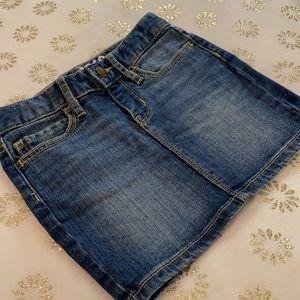 GapKids 1969 Denim Mini Skirt